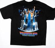 KISS T-Shirt - Farewell Live Hands Up, (size 2XL)
