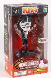 KISS Figure - Headliner Destroyer Peter Criss, (black base)