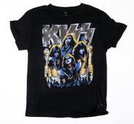 "KISS T-Shirt - Airbrush, (20"" pit to pit)"