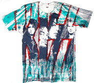KISS T-Shirt - Revenge all-over print, '92, (size XL).