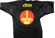 KISS Football Jersey - CRISS Icon, (size XL).
