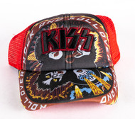 KISS Cap - Rock and Roll Over.