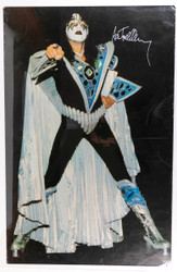 KISS Autograph - Ace Frehley Dynasty Poster