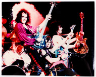 KISS Photo - 8 x 10 Lick it Up Live