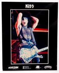 KISS Photo - 8 x 10 Official Press Photo, Paul Stanley color, (8/10)
