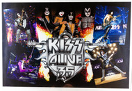 KISS Poster - Alive 35 Collage