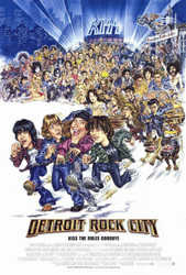 KISS Poster - Detroit Rock City Movie Poster