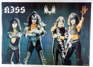KISS Poster - Creatures, Grey Gothic