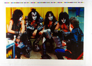 KISS Poster - Creatures Interview