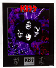 "KISS Poster - Alive Worldwide commemorative edition no.2, (20 x 16"")"