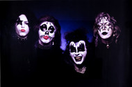 KISS Poster - First Album outtake