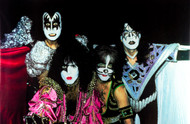 KISS Poster - Dynasty group, ('90s printing)