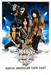 KISS Poster - Alive 35 Meet and Greet