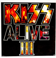 KISS Poster - Alive III, store promo 1993, (7/10)