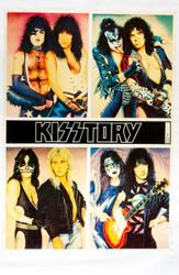 KISS Poster - Dual Portraits, (8/10)
