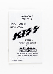 KISS Expo Program - NY KISS Expo #10