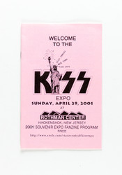 KISS Expo Program - NY KISS Expo #15