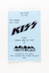 KISS Expo Program - NY KISS Expo #11