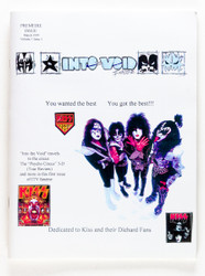 KISS Fanzine - Into the Void, #1