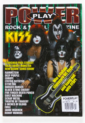 KISS Magazine - Power Play 2009