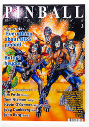 KISS Magazine - Pinball no.3, 2015