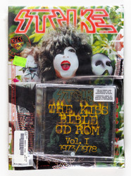 KISS Fanzine - KISS Strike 1999 with The KISS Bible CD ROM, (sealed)