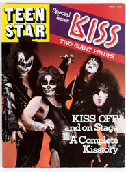 KISS Magazine - Teen Star 1978, issue #1 (GROUP)