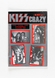 KISS Magazine - KISS Crazy Fanzine #15