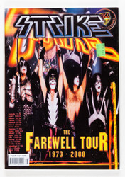 KISS Magazine - KISS Strike Fanzine, the Farewell Tour