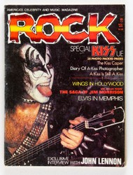 KISS Magazine - ROCK, November 1976