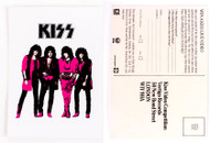 KISS Sticker-Postcard - KISS Animalize Live, Uncensored Video Competition