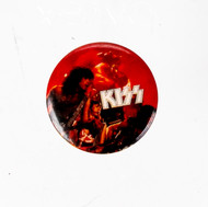 KISS Button - Lick it Up, live