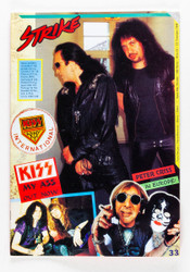 KISS Magazine - KISS Strike Fanzine #33, Paul and Gene