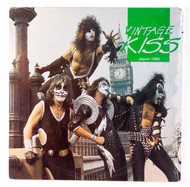 KISS Vinyl Record LP - Vintage KISS, Japan 1980