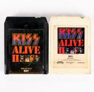 KISS 8-Track Tape - Alive II.
