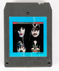 KISS 8-Track Tape - Dynasty, (blue label)