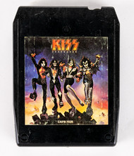KISS 8-Track Tape - Destroyer, (black)
