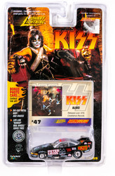 KISS Johnny Lightning Car - Stock Car, Peter Criss #47