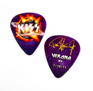 KISS Guitar Pick - Hottest Show on Earth, Verona NY, 2011, Paul