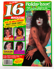 KISS Magazine - 16, February 1979, Paul