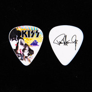 KISS Guitar Pick -  Mt Fuji Japan, Paul