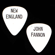 Guitar Pick -  New England, John Fannon, (produced by Paul Stanley)