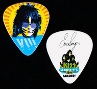 KISS Guitar Pick - KISS Kruise VIII, Sailaway, Eric