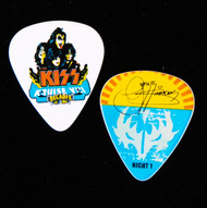 KISS Guitar Pick - KISS Kruise VIII, Night 1, Gene