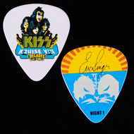 KISS Guitar Pick - KISS Kruise VIII, Night 1, Eric