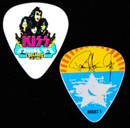 KISS Guitar Pick - KISS Kruise VIII, Night 1, Paul