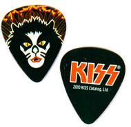 KISS Guitar Pick - Rock and Roll Over, retail, Peter