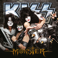 KISS CD - Monster