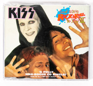 KISS Audio CD - God Gave Rock and Roll To You II single, Bill & Ted, (color cover)