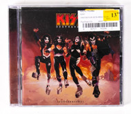 KISS Audio CD - Destroyer Resurrected, (sealed)